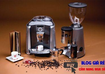 Tư vấn chọn mua máy pha cà phê Espresso tốt nhất