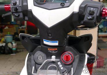 Những điều nhất định phải biết khi sử dụng khóa chống trộm xe máy
