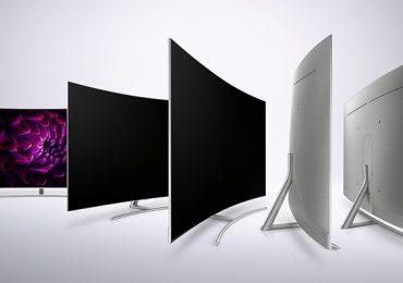 Tại sao bạn nên chọn mua tivi màn hình cong?
