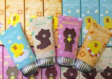 Review kem chống nắng Missha siêu cute cho bạn gái