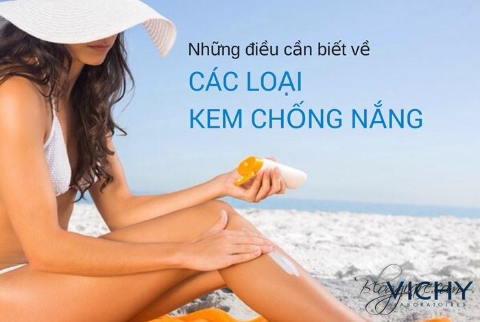 review kem chong nang vichy co tot khong