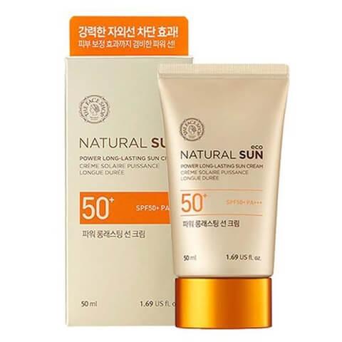 Natural Sun Eco Power Long-Lasting Sun Cream