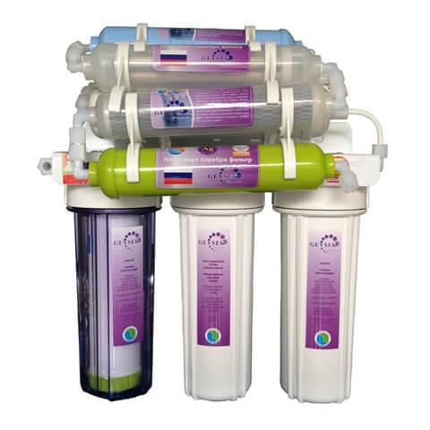 Máy lọc nước Nano Geyser TK8