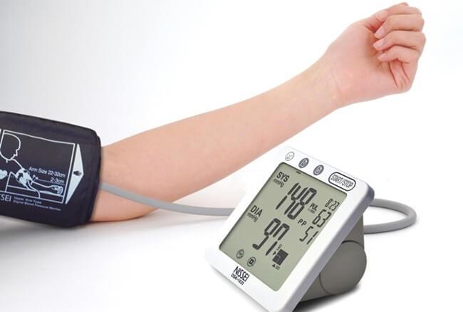 Một vài tiêu chí khi chọn mua máy đo huyết áp
