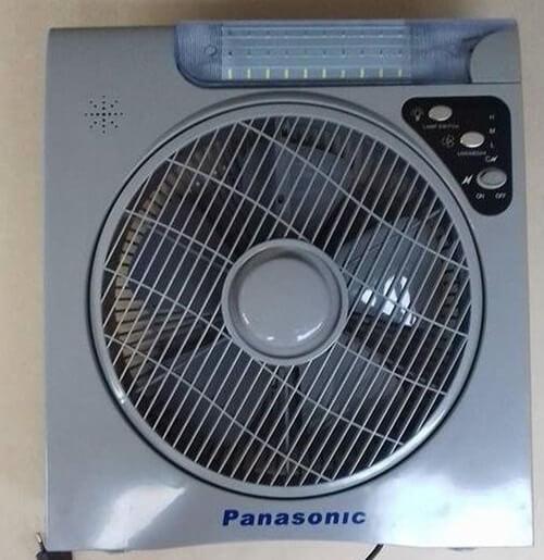 Quạt tích điện Panasonic