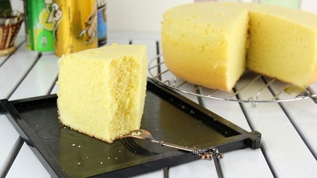 Làm bánh gato bằng nồi cơm điện