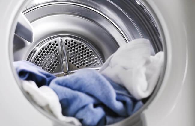 Sử dụng máy sấy quần áo đúng cách