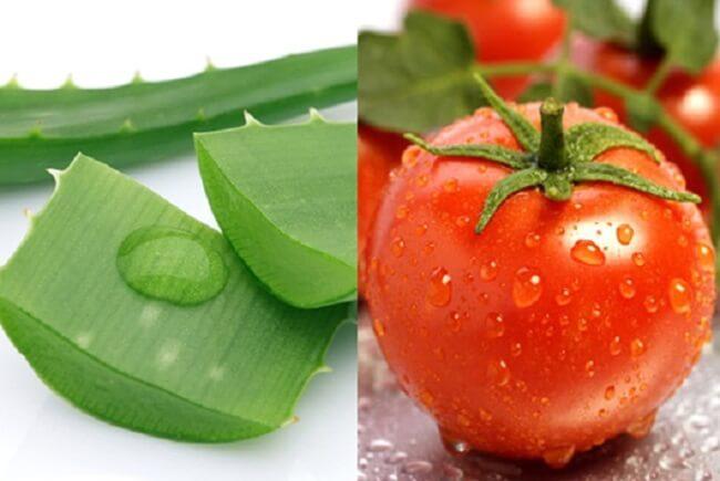 Sử dụng cà chua