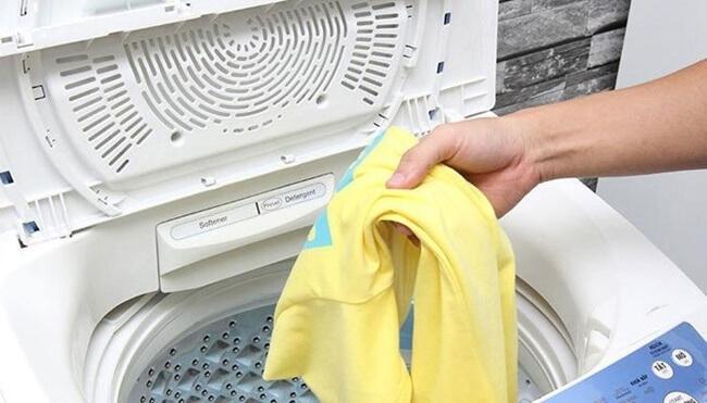 Lưu ý khi sử dụng máy giặt