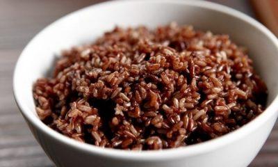 Nấu cơm gạo lứt bằng nồi áp suất