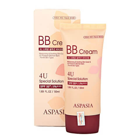 Aspasia 4U Special B.B Solution Cream