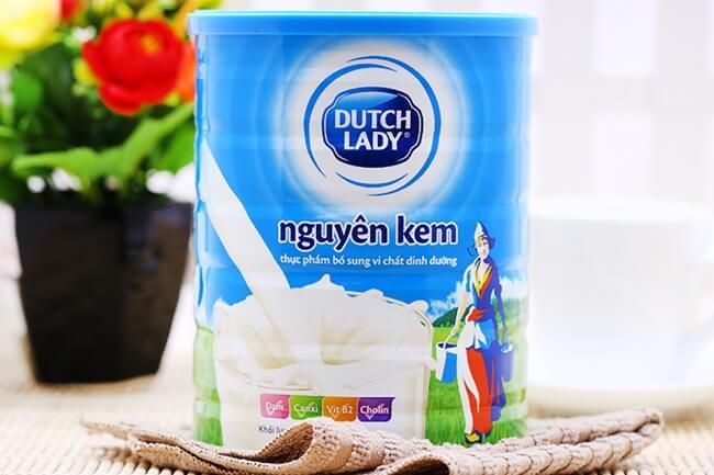 Sữa nguyên kem