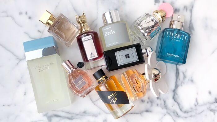 Cách chọn nước hoa nữ