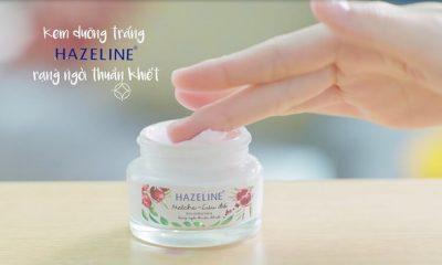 Kem dưỡng da mặt Hazeline