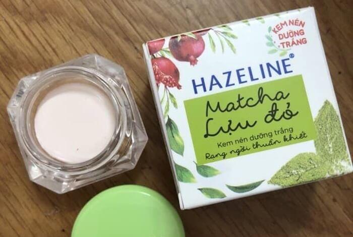 Kem dưỡng trắng da mặt Hazeline có tốt không?
