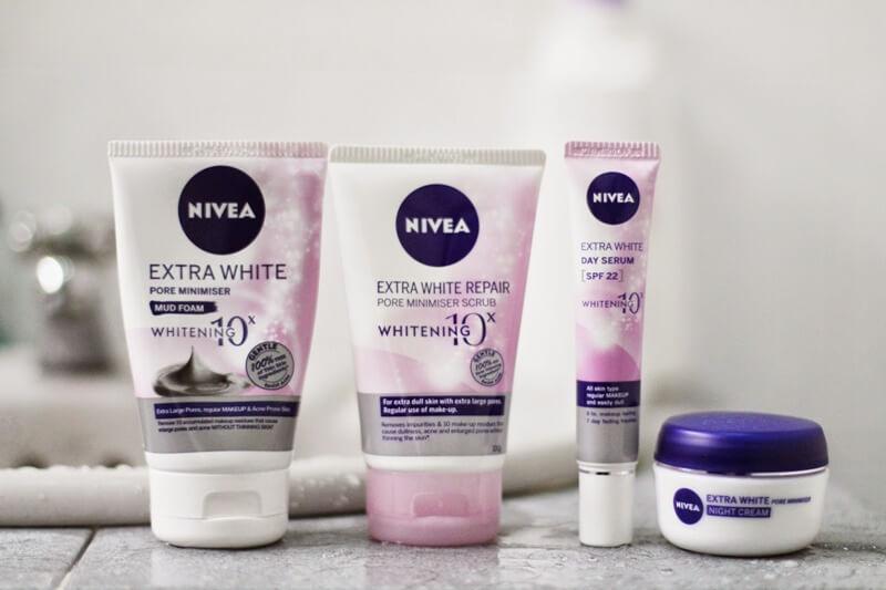Sữa rửa mặt Nivea