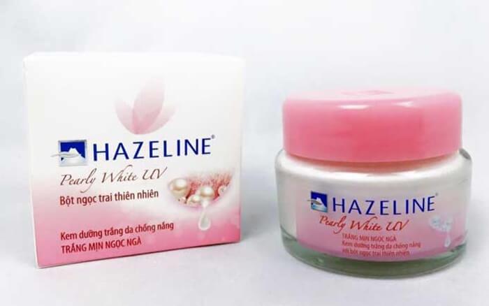 Đôi nét về kem dưỡng da Hazeline