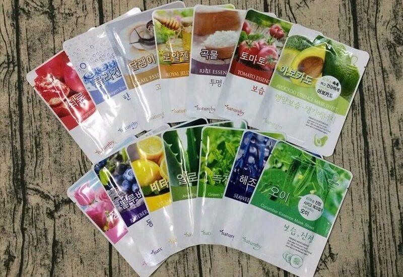 Mặt nạ giấy Hàn Quốc