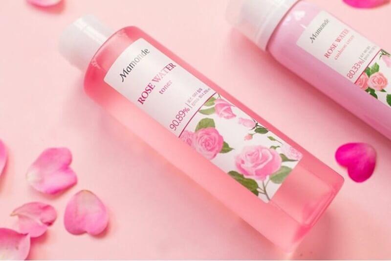Phân biệt toner và nước hoa hồng