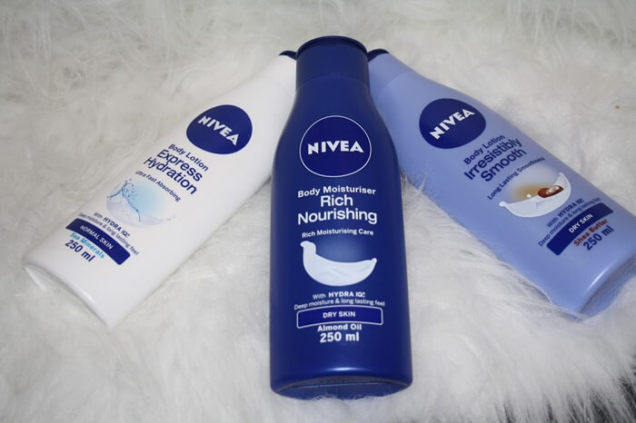 review sua duong the nivea