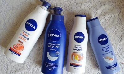 Sữa dưỡng thể Nivea