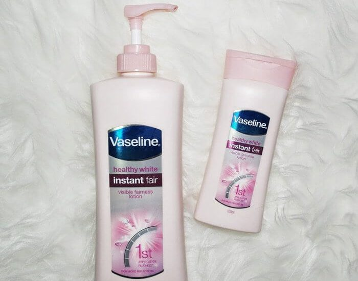 Sữa dưỡng thể Vaseline
