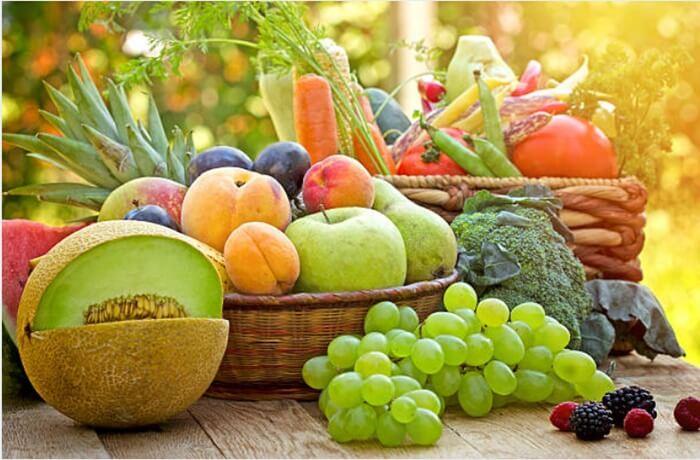 Ăn nhiều trái cây