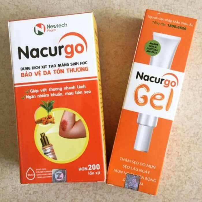 Nacurgo màng sinh học