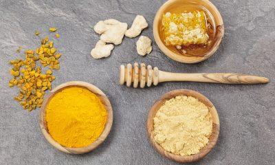 Uống nghệ và mật ong liệu có làm đẹp da?