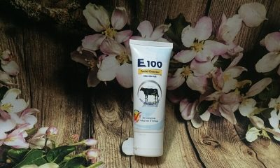 Sữa rửa mặt E100 sữa bò