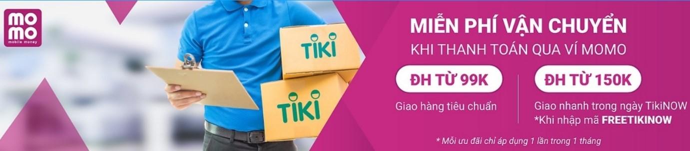 Tổng hợp chương trình khuyến mãi Tiki