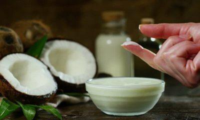 tác dụng của dầu dừa với da