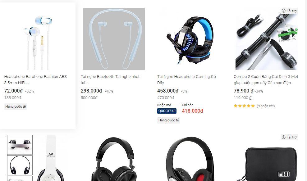 Sản phẩm giảm giá Flash Sale