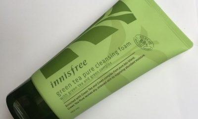 Innisfree Green Tea Pure Cleansing Foam