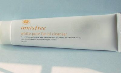 Innisfree White Pore Facial Cleanser
