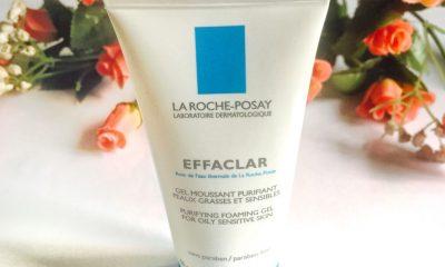 La Roche-Posay Effaclar Purifying Foaming Gel