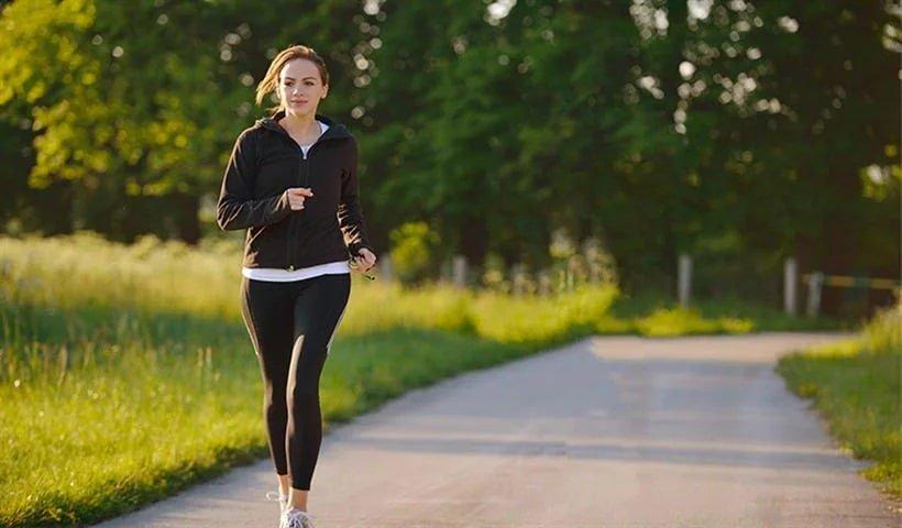 chạy bộ khi mang thai
