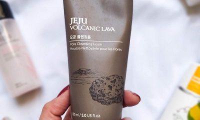 The Face Shop Jeju Volcanic Pore Cleansing Foam