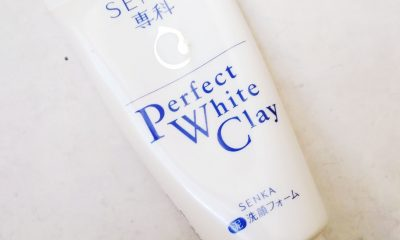 đánh giá SENKA Perfect White Clay