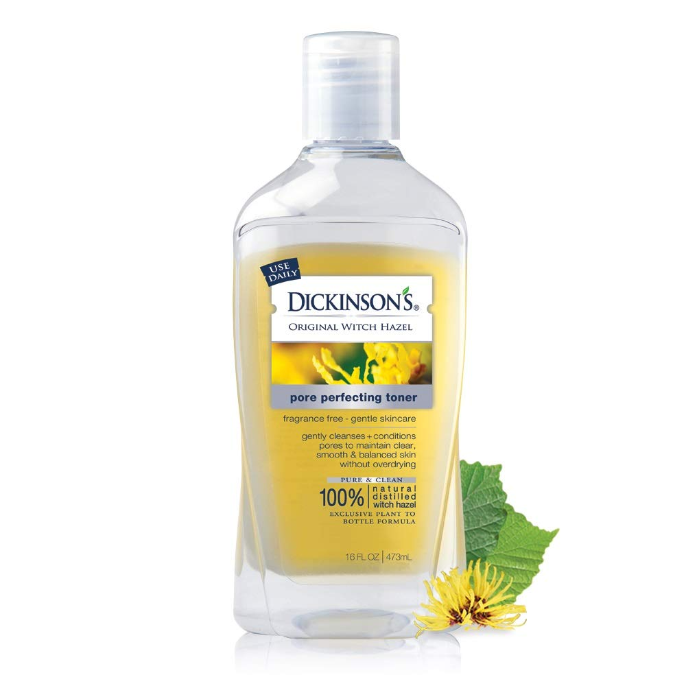 Dickinson's Original Witch Hazel Pore-Perfecting Toner
