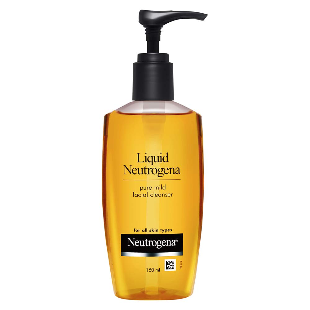 Neutrogena Pure Mild Facial Cleanser