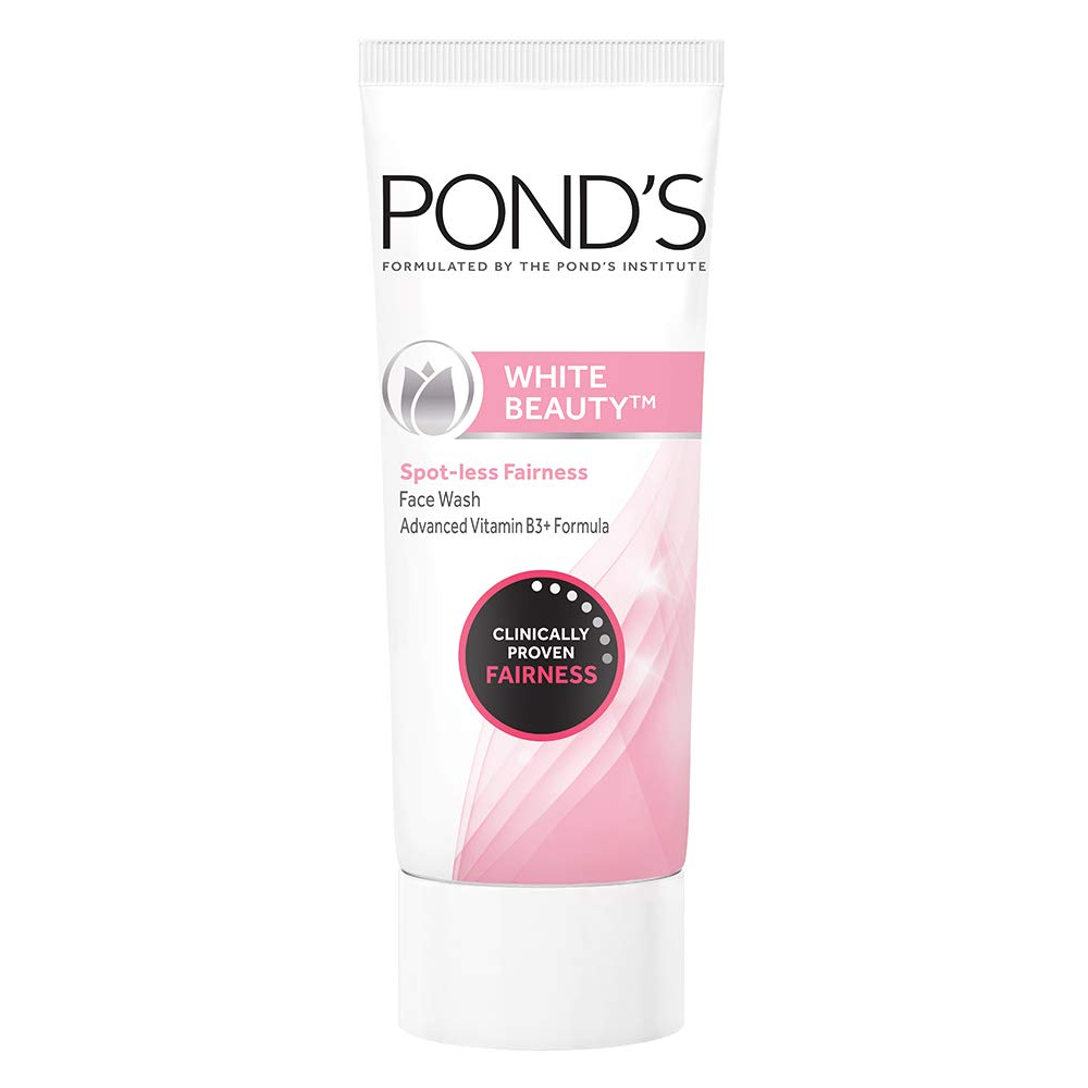 Pond's White Beauty Spot-less Fairness Face Wash