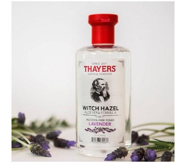 toner cho da khô Thayers Lavender Witch Hazel Toner
